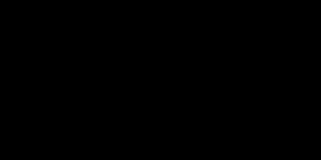 černá typografie