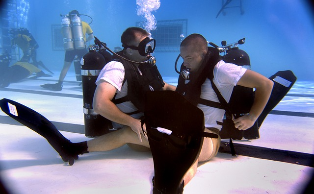 Potápěčem na zkoušku