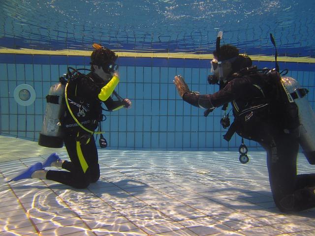 potápěči
