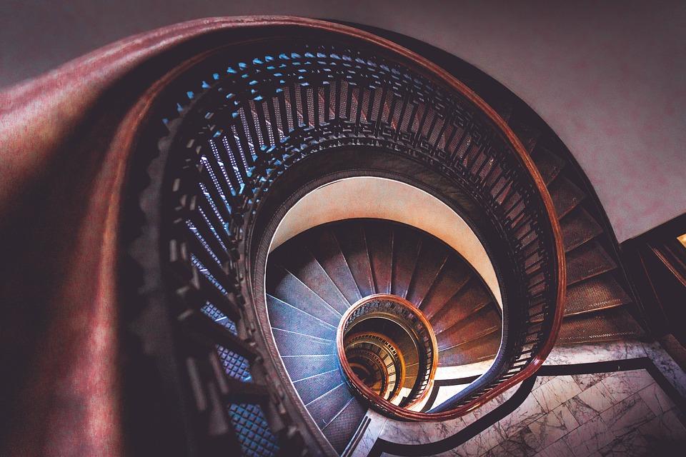 Který druh schodiště je nejbezpečnější